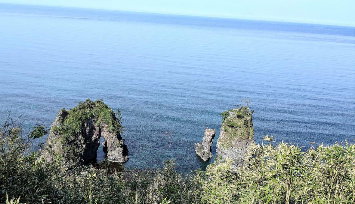 【志賀町】地元の人しか知らないパワースポット「名勝 夫婦岩」