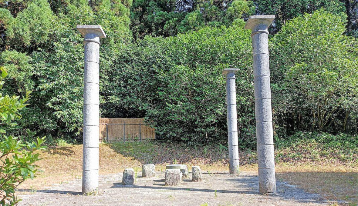 【宝達志水町】伝説の森公園「モーゼパーク」